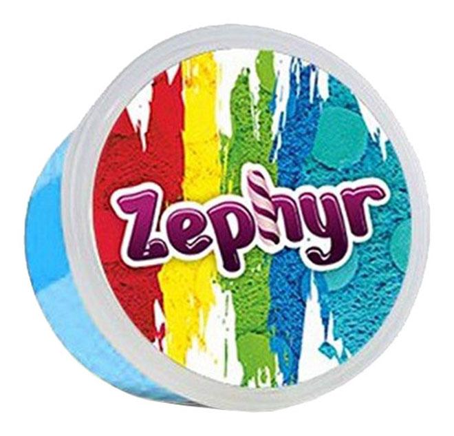 Масса для лепки ZEPHYR 00-00000913 Голубая