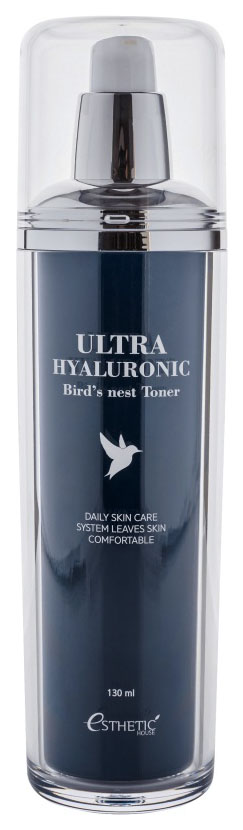 Тонер для лица Esthetic House Ultra Hyaluronic Acid Bird\'s Nest Toner