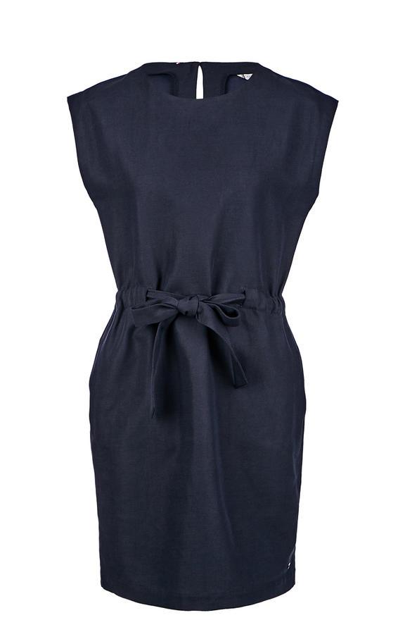 Платье женское Tommy Hilfiger синее 40 фото