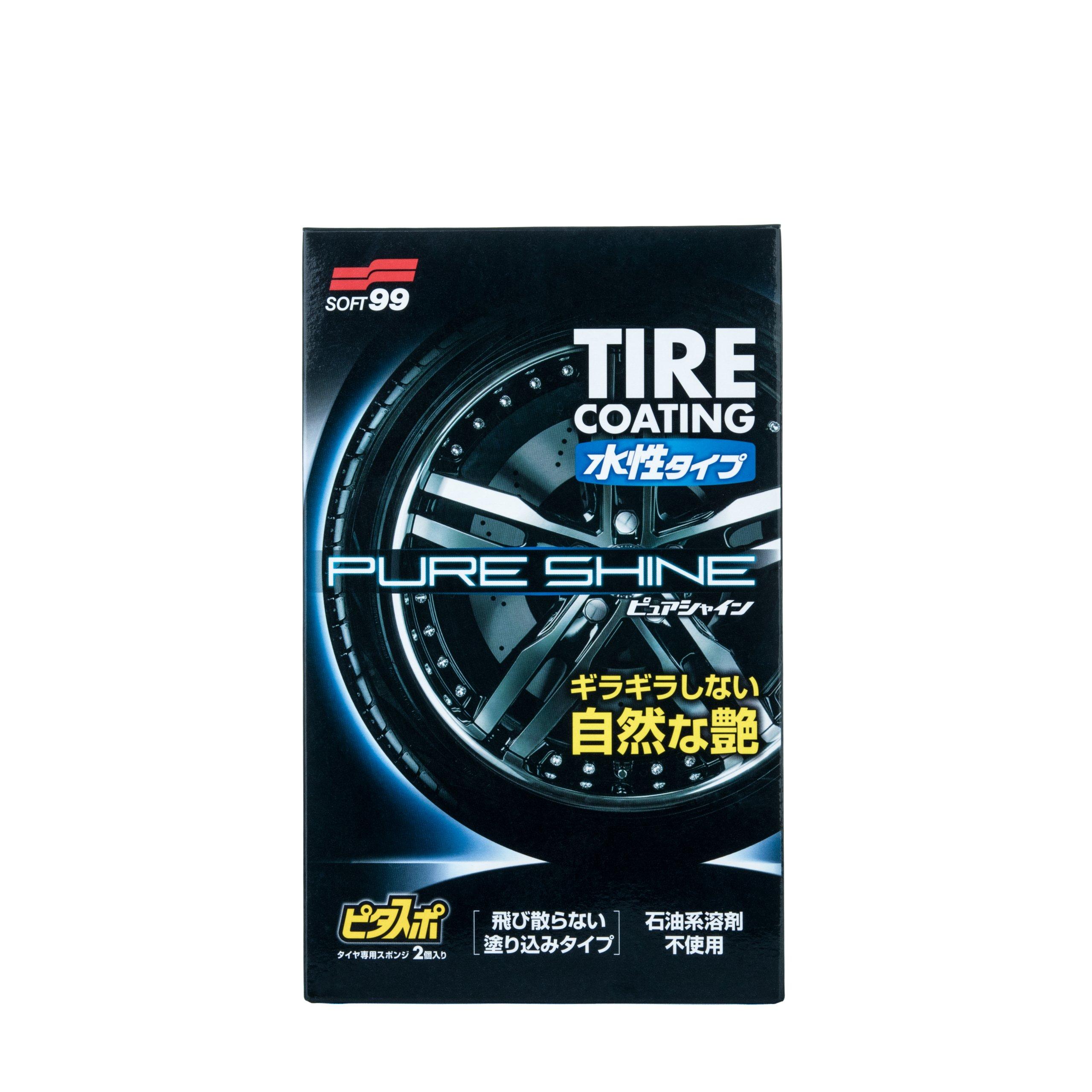 Очиститель для шин soft99 02079