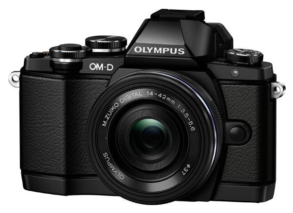 Фотоаппарат системный Olympus E M10 Pancake Zoom