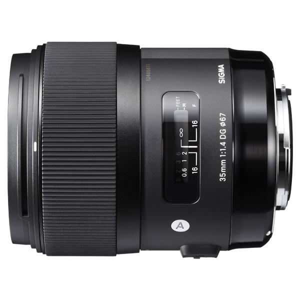 Объектив SIGMA 35mm F1.4 DG HSM Canon