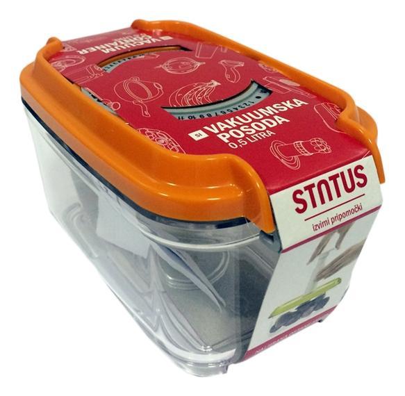 Контейнер для вакуумного упаковщика STATUS 155314
