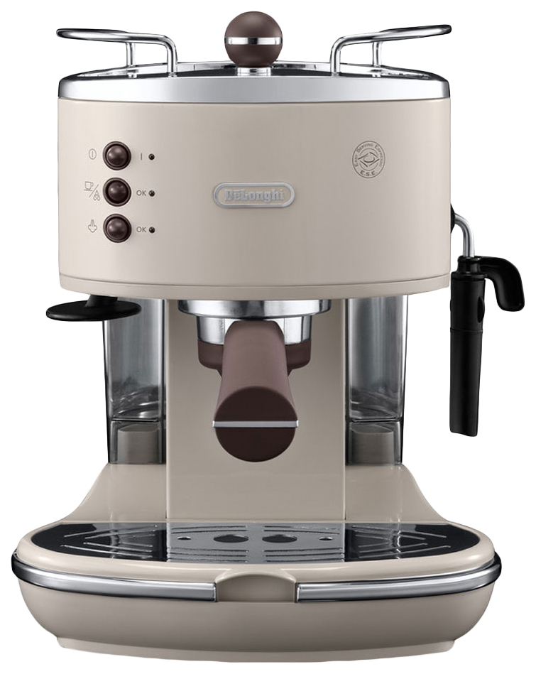 Рожковая кофеварка DeLonghi ECOV 311.BG Beige