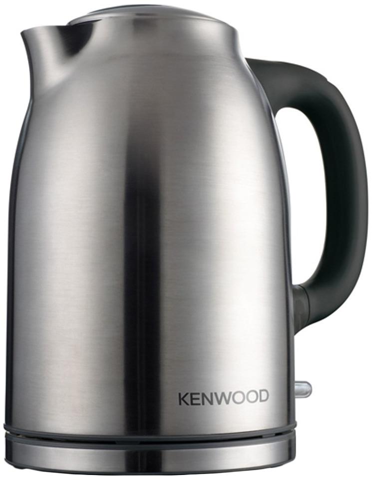 Чайник электрический Kenwood Turin SJM510 Silver/Black