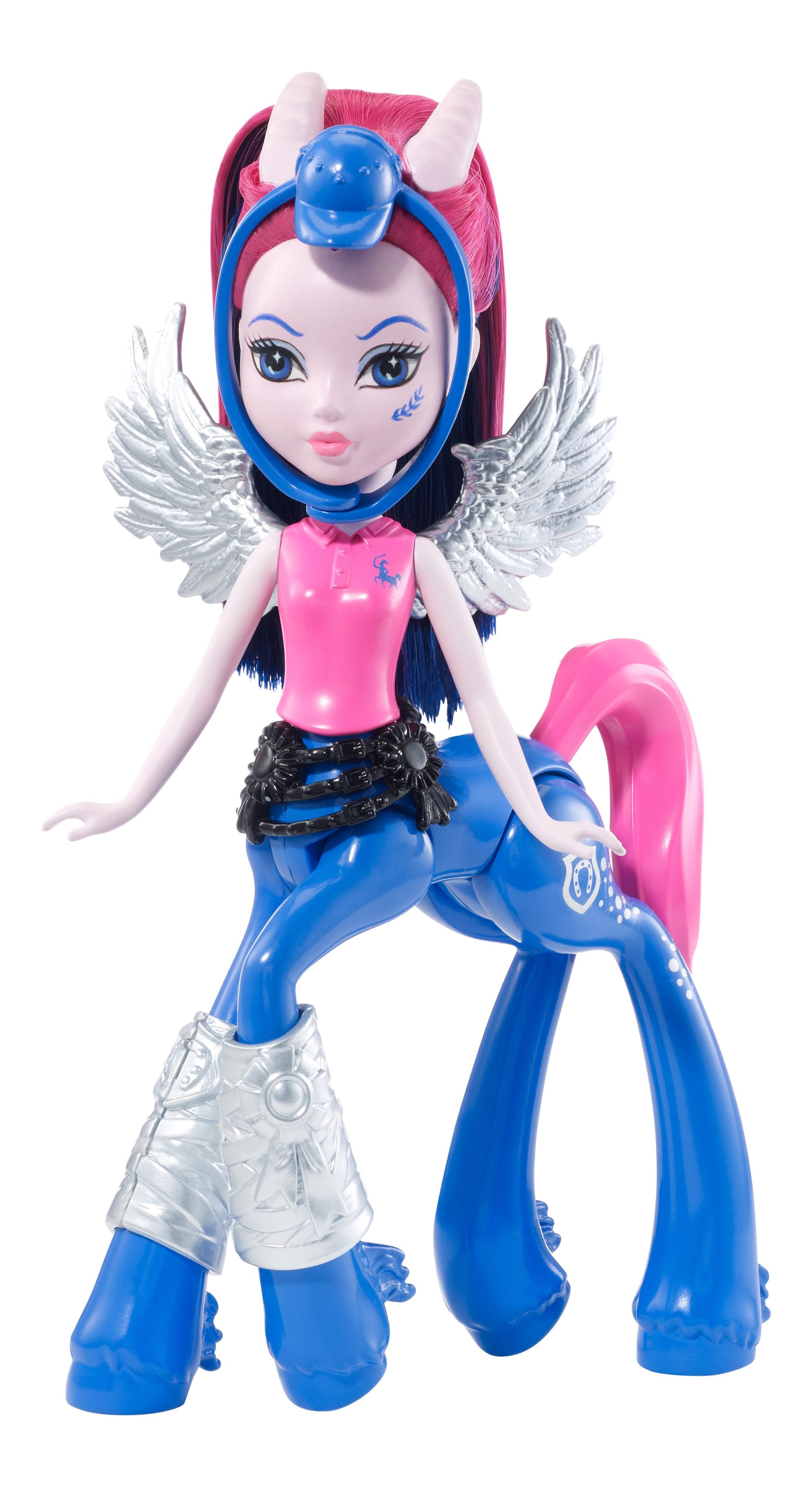 Купить Кукла Monster High Пайксис Препстокингс DGD12 DGD13, Куклы Monster High