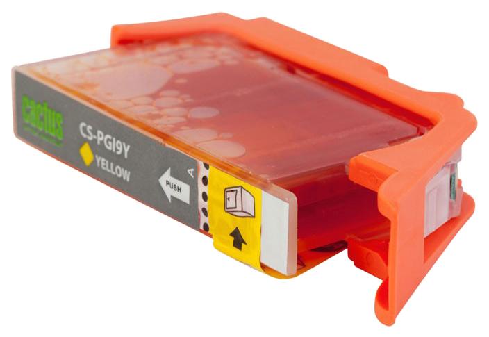Картридж для струйного принтера Cactus CS-PGI9Y