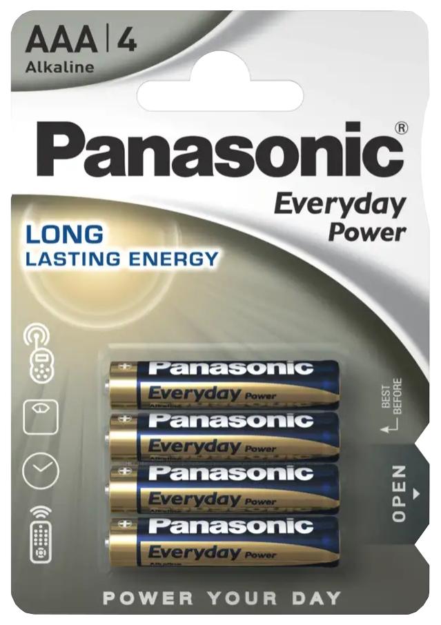 Батарейка Panasonic Everyday Power LR03EPS/4BP 4 шт