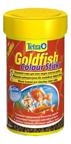 Корм для золотых рыб Tetra AniMin Goldfisch Colour Sticks, улучшение окраса,палочки,250 мл