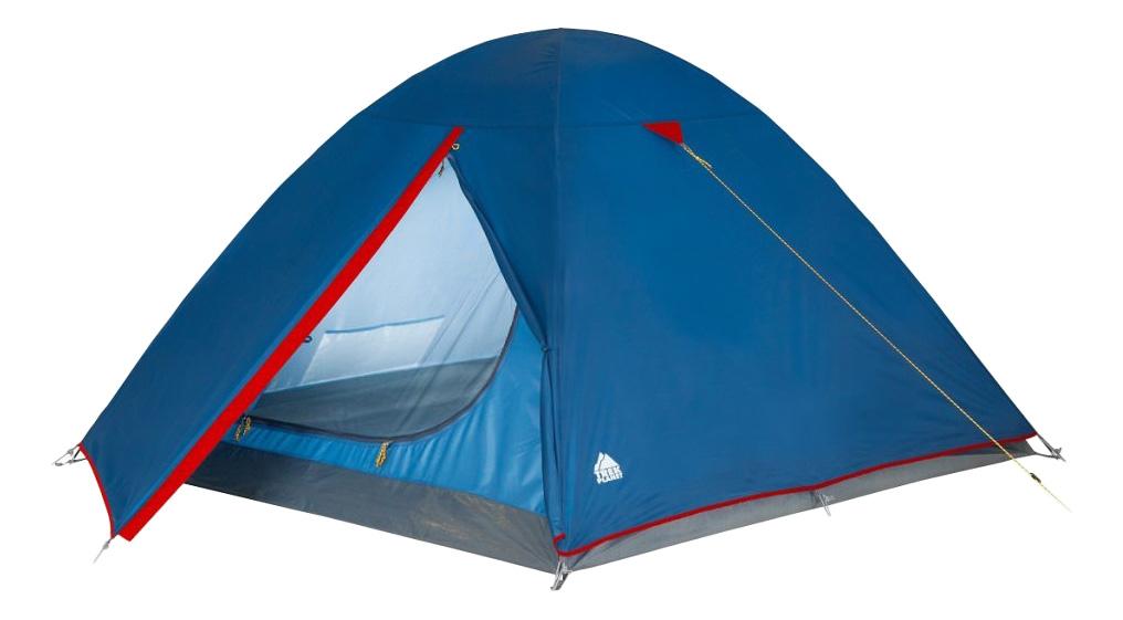 Палатка Trek Planet Dallas четырехместная синяя/красная