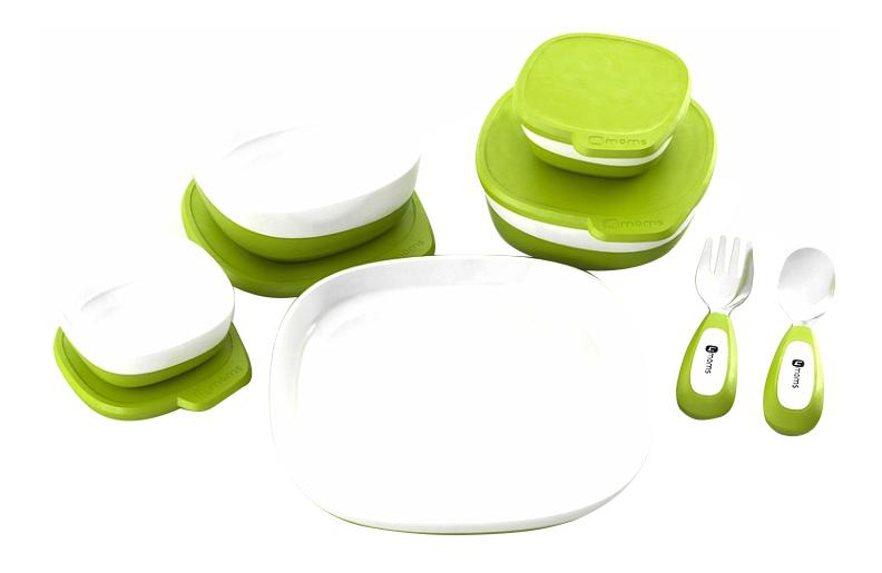 Набор посуды 4moms Магнитная посуда