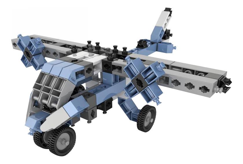 Конструктор Engino Самолеты, 12 Моделей фото