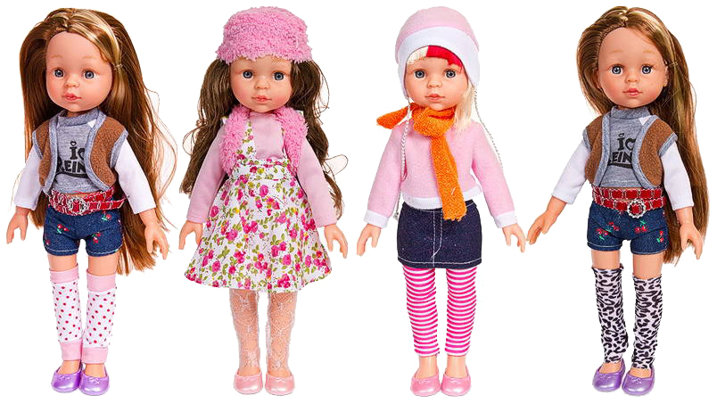Купить Кукла ABtoys Времена года PT-00613WJ-A9119 30 см, Классические куклы