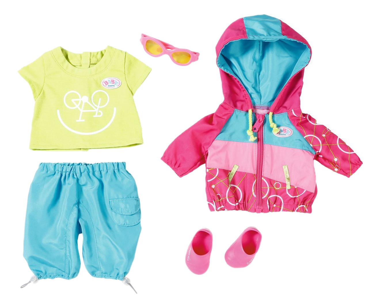 Комплект одежды Zapf Creation для велопрогулки