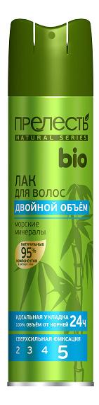 Лак для волос Прелесть-Био с экстрактом морских минералов