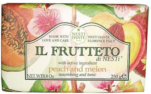 Мыло NESTI DANTE Il Frutteto. Персик и дыня, 250 г