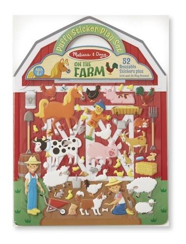 Набор стикеров MELISSA&DOUG Ферма (4085) Melissa & Doug