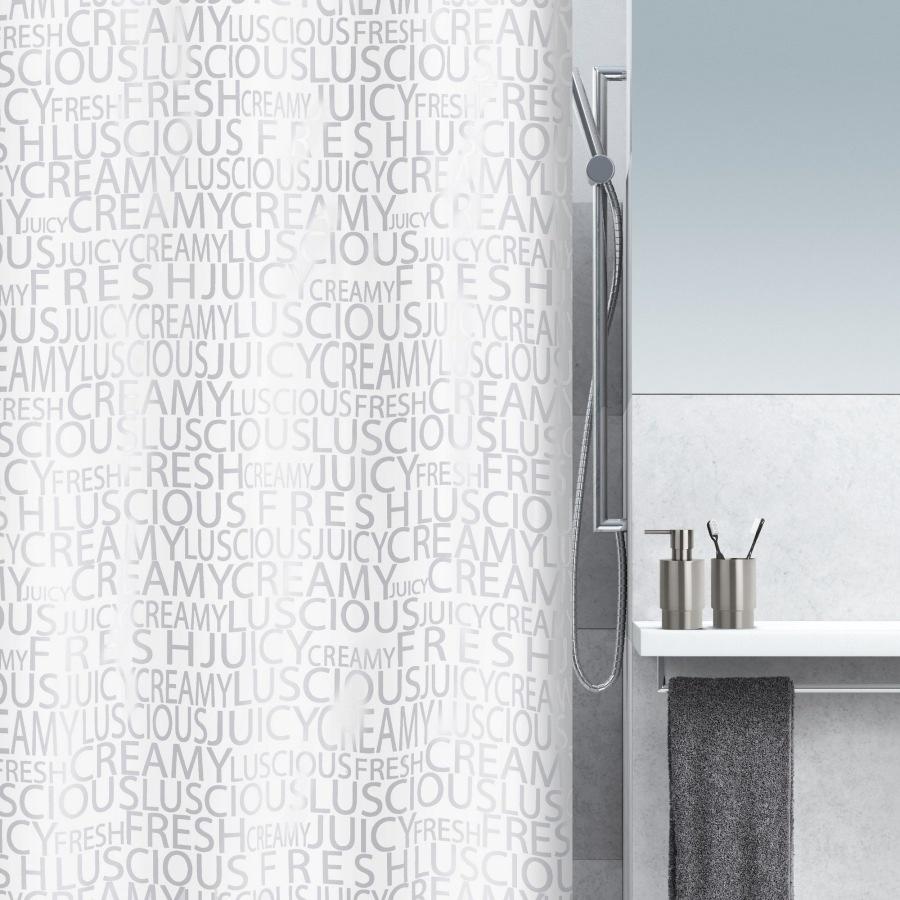 Штора для ванной Spirella Creamy 10.16276