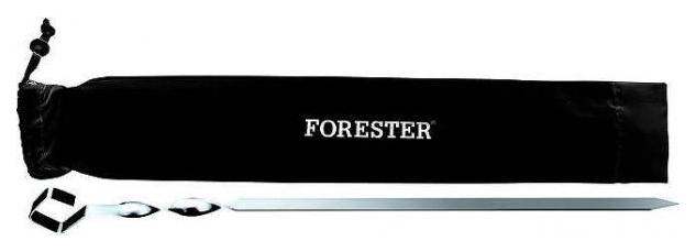 Шампур Forester 55см 6шт.