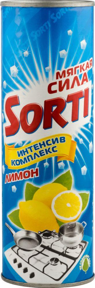 Средство чистящее Sorti интенсив комплекс лимон 400 г