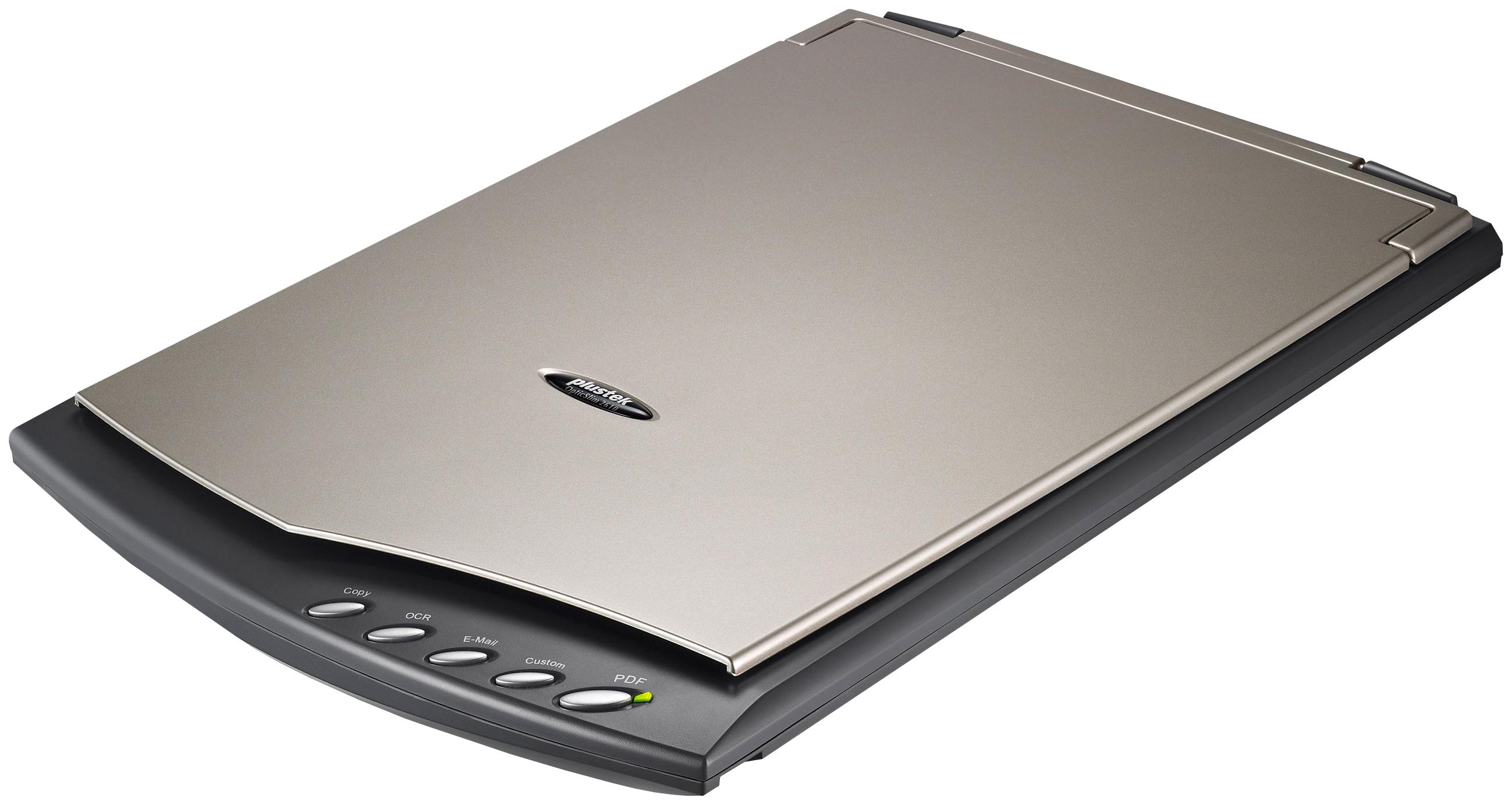 Cканер Plustek OpticSlim 2610 Серый