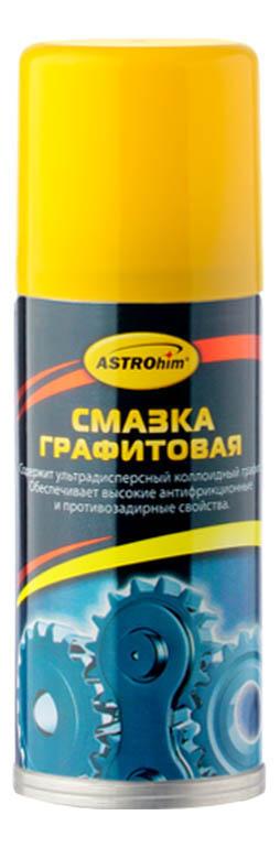 Смазка графитовая ASRTOhim  AC4551 140 мл