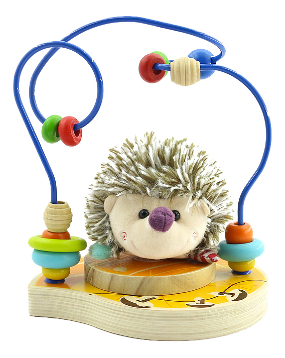 Развивающая игрушка МДИ Лабиринт ежик
