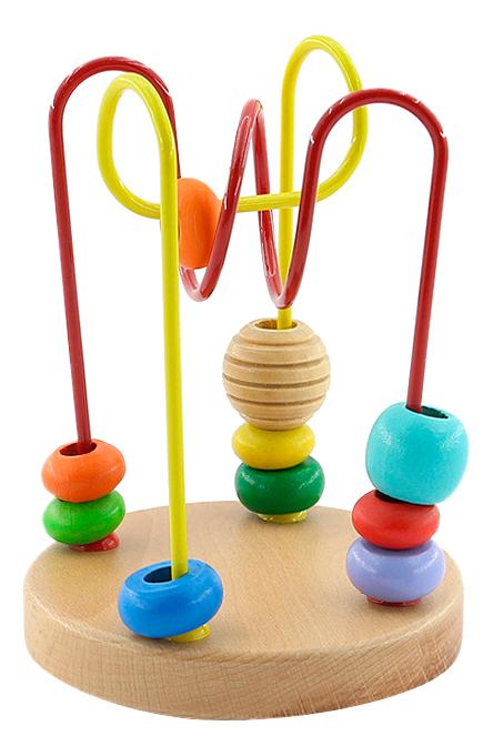 Купить Лабиринт № 4, Развивающая игрушка МДИ Лабиринт № 4, Мир Деревянных Игрушек, Развивающие игрушки
