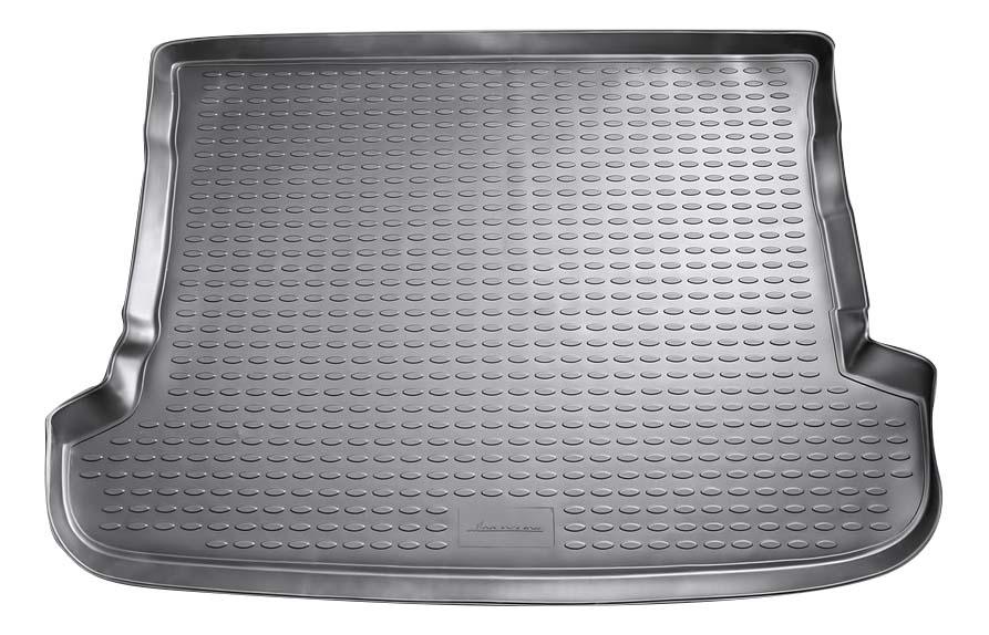 Коврик в багажник TOYOTA Corolla Verso 03/2004-10/2009, мв, (полиуретан)