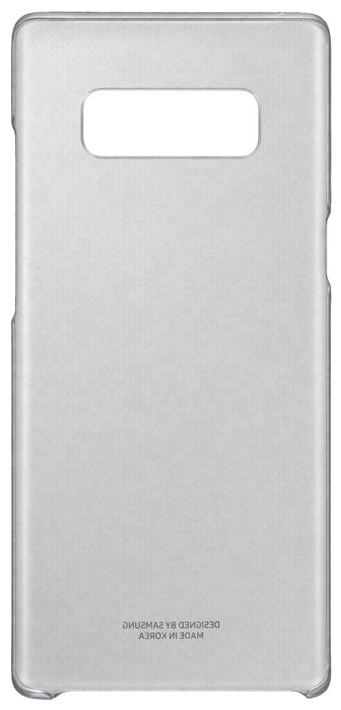 Чехол Samsung Galaxy Note 8 Clear Cover для Samsung Galaxy Note 8 Black