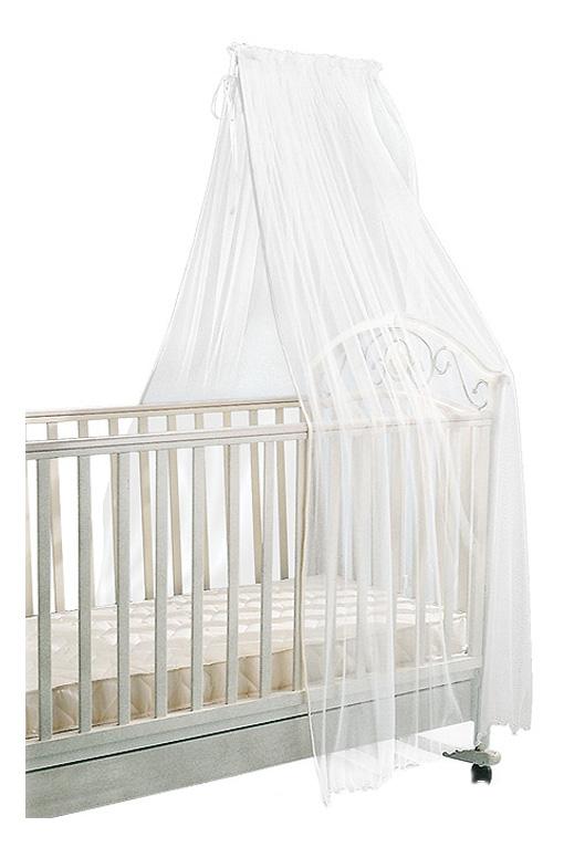Балдахин для детской кроватки Baby Expert Italbaby белый