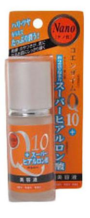 Лосьон для лица Hadariki Эссенция с коэнзимом и гиалуроновой кислотой 30 мл