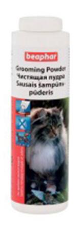 Beaphar Grooming Powder пудра для груминга кошек,