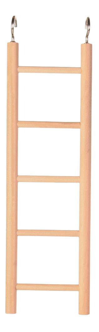 Лестница для птиц Trixie, Дерево, Металл, 24см