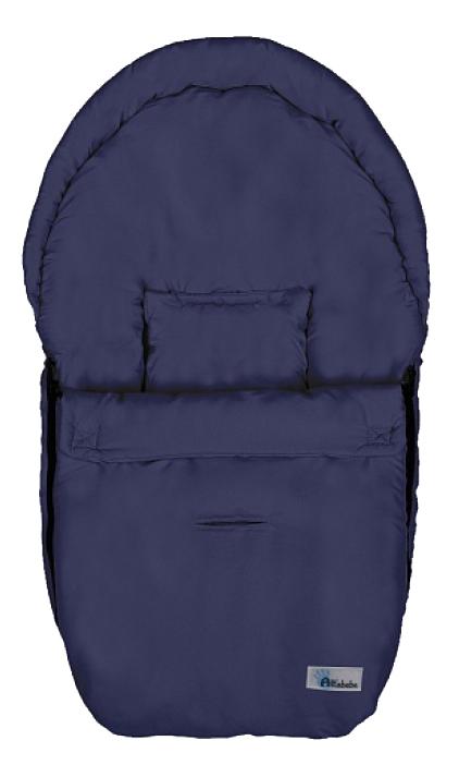 Конверт-трансформер для детской коляски Altabebe AL2610 Microfibre Navy Blue