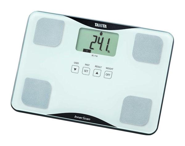 Весы напольные Tanita BC-718 White