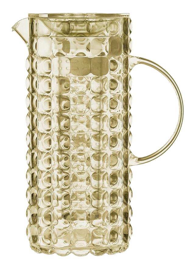 Кувшин Guzzini Tiffany с фильтром песочный