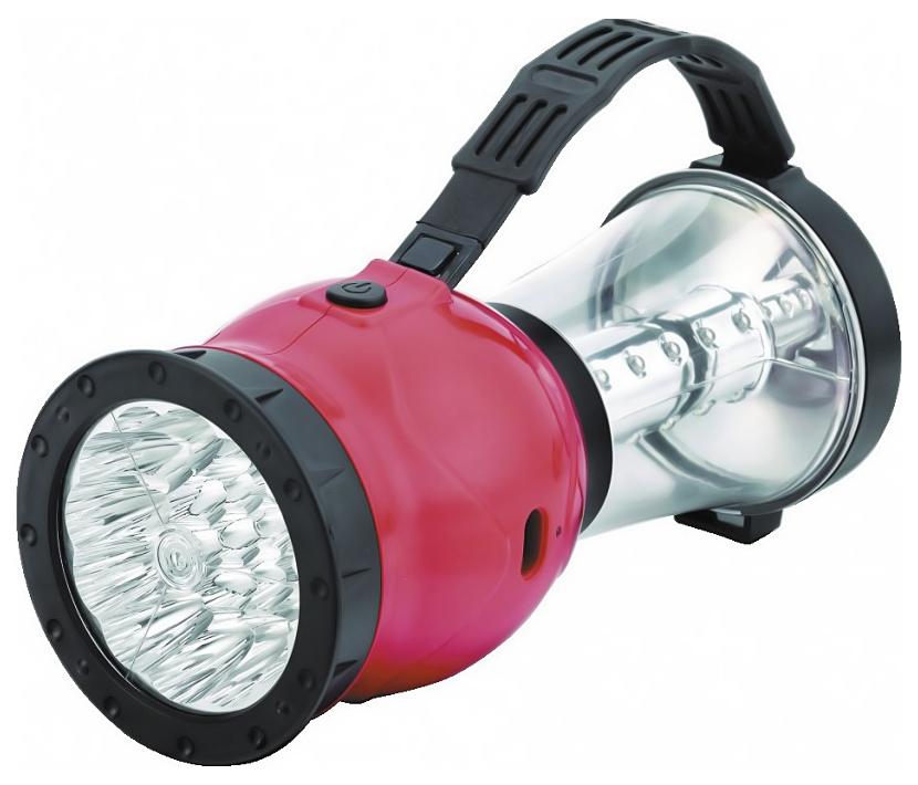 Туристический фонарь Camelion 29318 красный, 2 режима
