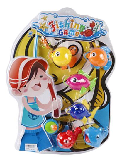 Купить Рыбалка, Игра в рыбалку Shantou Gepai fishing game BW30035-2, Игрушки для купания малыша