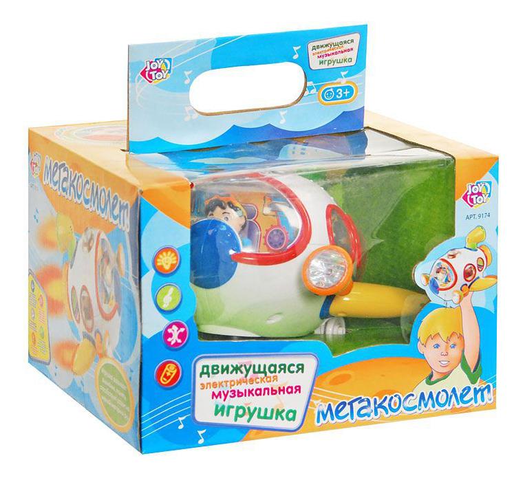 картинка Интерактивная игрушка Мегакосмолет Play Smart Б30793 от магазина Bebikam.ru