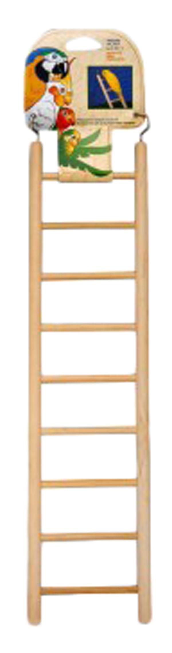 Лестница для птиц Penn Plax, дерево, 9.5x39см