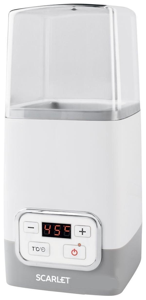 Йогуртница Scarlett SC - YM141P01 Grey/White