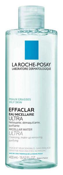 Мицеллярная вода La Roche-Posay Effaclar Ultra 400 мл фото