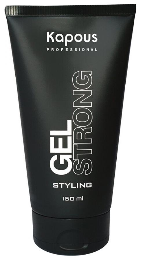 Гель для укладки Kapous Professional Gel Strong Гель для волос сильной фиксации 150 мл