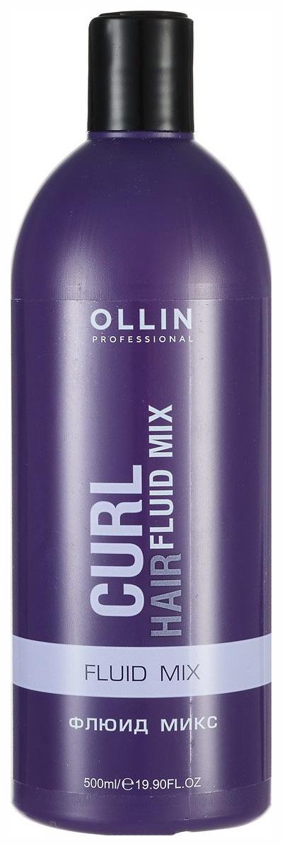 Купить Флюид для волос Ollin Professional Curl Hair Fluid Mix 500 мл