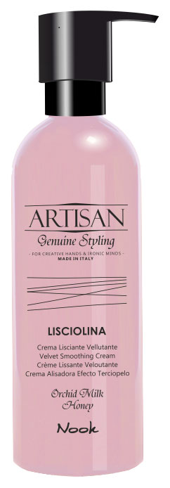 Крем для волос Nook Artisan Lisciolina