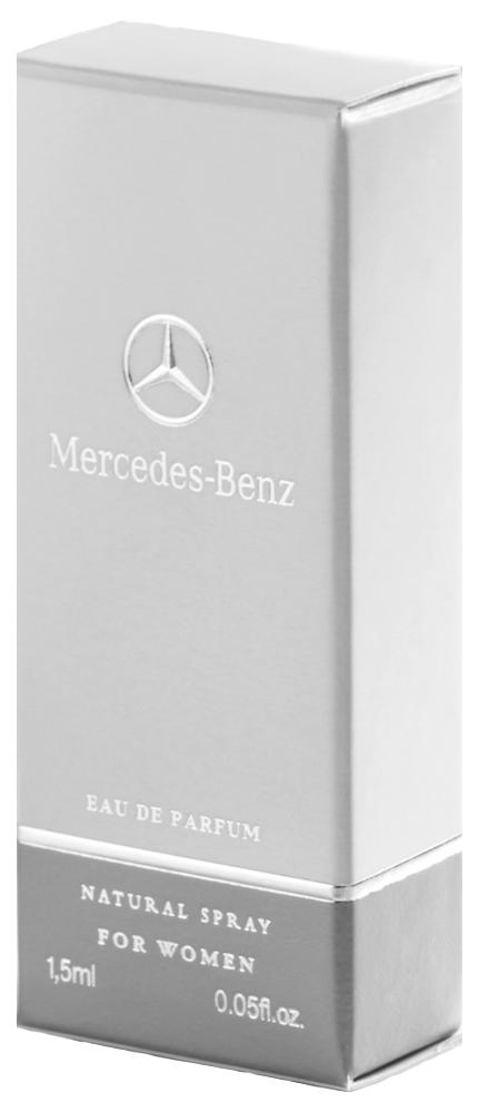 Парфюмерная вода Mercedes Benz Perfume Women Sample