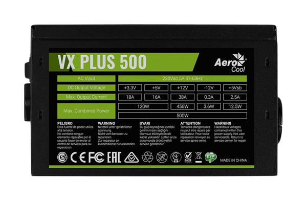 AEROCOOL VX-500 PLUS