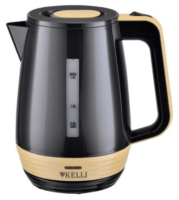 Чайник электрический Kelli KL 1317 Black