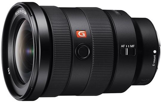 Объектив  Sony SEL1635GM FE 16-35mm F2.8 G Master (SEL1635GM)